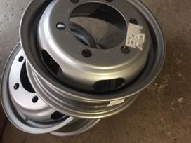 Mercedes-benz Sprinter, plieniniai štampuoti, R15