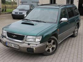 Subaru Forester dalimis. S turbo 125kw brc