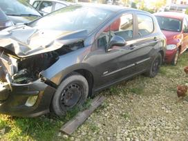 Peugeot 308 по частям. Rida 19000km airbag nera salono nera des