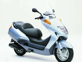 Honda Fes, motoroleriai / mopedai