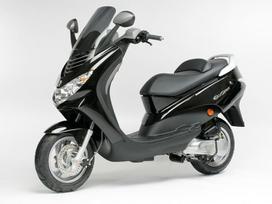 Peugeot Elystar, motoroleriai / mopedai