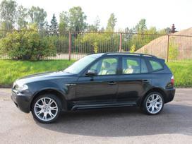 BMW X3 dalimis. Bmw e83 x3 sport 3.0sd 2008m. dalimis! taip pat