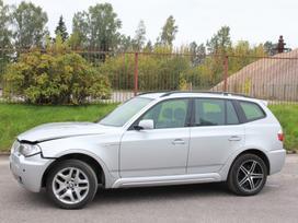BMW X3 dalimis. Bmw e83 x3 sport 3.0sd 2007m. dalimis! taip pat