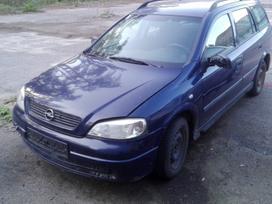 Opel Astra dalimis. Opel astra 1.7 55 kw