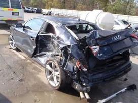 Audi A5 dalimis. Audi a5 dalimis . yra ir