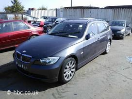 BMW 325. Bmw 325 2006m 2.5 benzinas,universaslas, tv, lieti ratai