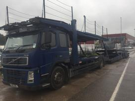 Volvo FM 12, autovežiai