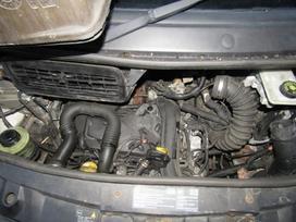 Opel Vivaro. Variklis ir deze ok, automobilis