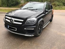 Mercedes-benz Gl350 Bluetec dalimis. Gl 350