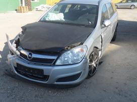 Opel Astra dalimis. Naudotos dalys opel