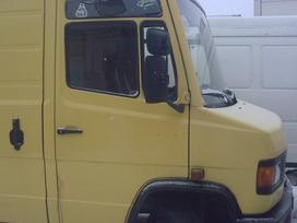 Mercedes-benz, 609-611-711-811, sunkvežimiai