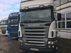 Scania R500 France, 2 miegamosios vietos