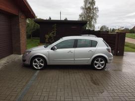 Opel Astra, 1.7 l., hečbekas