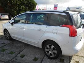 Peugeot 5008. 2009-2017m. grysta 2018.01.20d.  platus 5008  .
