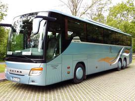 Setra S416 HD, turistiniai autobusai