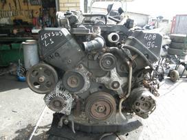 Lexus Ls klasė. 1uz variklio kodas kebulo