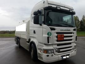 Scania R500, autocisternos