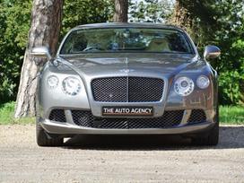 Bentley Continental. Platus naudotų detalių