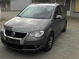 Volkswagen Touran, 1.9 l., vienatūris