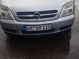 Opel Vectra dalimis