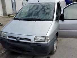 Peugeot Expert. Europa iš šveicarijos(ch)