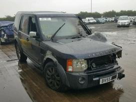 Land Rover Discovery. Gryzta variklis 111000mil