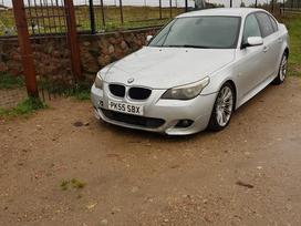 BMW 525 dalimis. M paketas