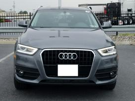 Audi Q3, 2.0 l., visureigis