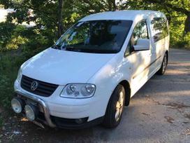 Volkswagen Caddy dalimis. Maxi