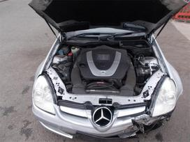 Mercedes-benz Slk350 dalimis. Www.