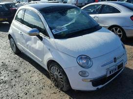Fiat 500. Dalimis fiat 500 0,9 twinair turbo