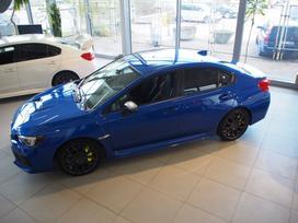 Subaru Impreza Wrx, 2.5 l., sedanas