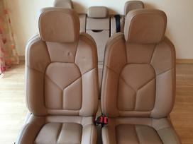 Porsche Macan sėdynės