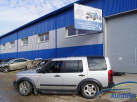 Land Rover Discovery. Turime ir daug kitų