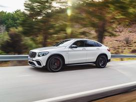 Mercedes-benz Glc Coupe klasė dalimis. !