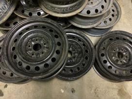 -Kita- Toyota, plieniniai štampuoti, R16