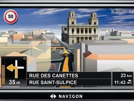 -Kita- Navigon 70/71 5coliu ekranas.visi