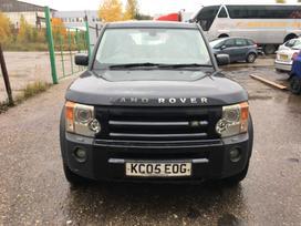 Land Rover Discovery dalimis. Ką tik gautas