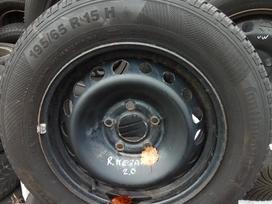Renault Megane, plieniniai štampuoti, R15