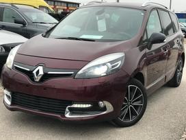 Renault Grand Scenic, 1.5 l., vienatūris
