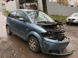 Audi A2. Naudotos automobiliu dalys