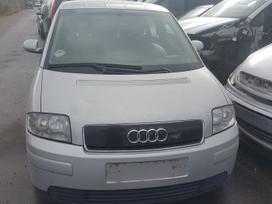 Audi A2 dalimis. Turime ir 1.4tdi varikli