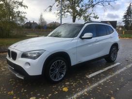 BMW X1, 2.0 l., visureigis