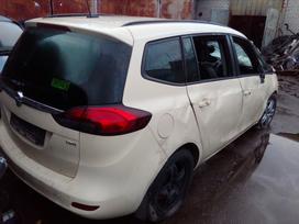 Opel Zafira tourer dalimis
