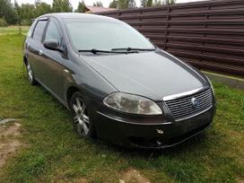Fiat Croma. Europinis modelis. yra mechanine