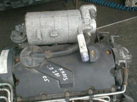 Volkswagen Caddy. Variklio kodas bst