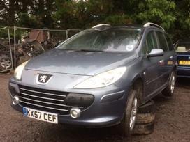 Peugeot 307 dalimis. Auto is uk
