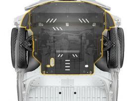Variklio, greičio dėžės apsaugos visiems auto
