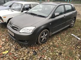 Toyota Corolla. UAB