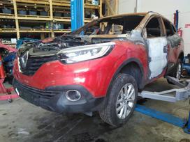 Renault Kadjar. Prekyba auto dalimis